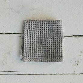 fog linen work(フォグリネンワーク) リネンワッフル タオル Sサイズ ナチュラル [LHT071S-N]