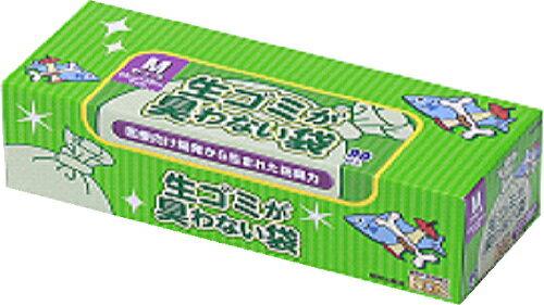 クリロン化成 BOS生ゴミが臭わない袋 Mサイズ(23*38cm) 箱型90枚入