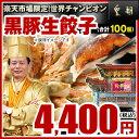 【餃子-20個入×5箱】★販売個数2800万個突破★パリパリ感が他とは違う!黒豚生餃子