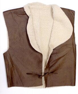 kurinto·伊斯特伍德夕阳的枪手牛仔羊皮式的最好背心西部