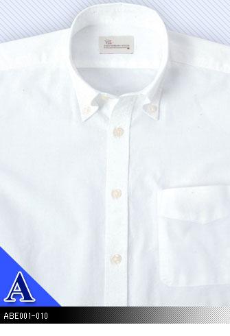 CANTERBURYWOOD長袖ボタンダウンカジュアルシャツ(無地)[オフスタイル・メンズシャツ]