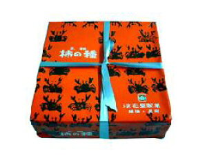 【送料無料!】浪花屋柿の種 4袋入り缶 1ケース(8缶入り)ケース販売元祖浪花屋!一度食べたら忘れられない!