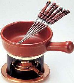【送料無料!】【新光堂】チョコ&チーズフォンデュセット16cmひろがるフォンデュの世界洋のコミュニケーション銅具
