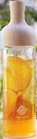 ハリオ フィルターインボトル ベージュ 750ml FIB-75-BE 1698円税別