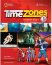 【中古】Time Zones Book 1 : Student Book (138 pp) with MultiROM【中古】