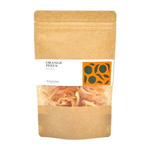 オレンジピール 100g【オレンジ 皮 果皮 シロップ漬け】【製菓材料 お菓子材料 パン材料 ホームベーカリー 焼き菓子】