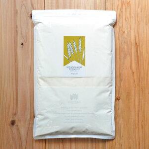ALNATURIA キタノカオリストレート (強力粉) 2kg【北海道産小麦粉 】【強力粉 小麦粉 国産 】【ホームベーカリー 食パン パン材料】