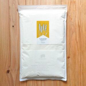 ALNATURIA ゆめあかりストレート(強力粉)2kg【愛知県産 国産 小麦粉】【手作り ホームベーカリー 食パン パン材料】