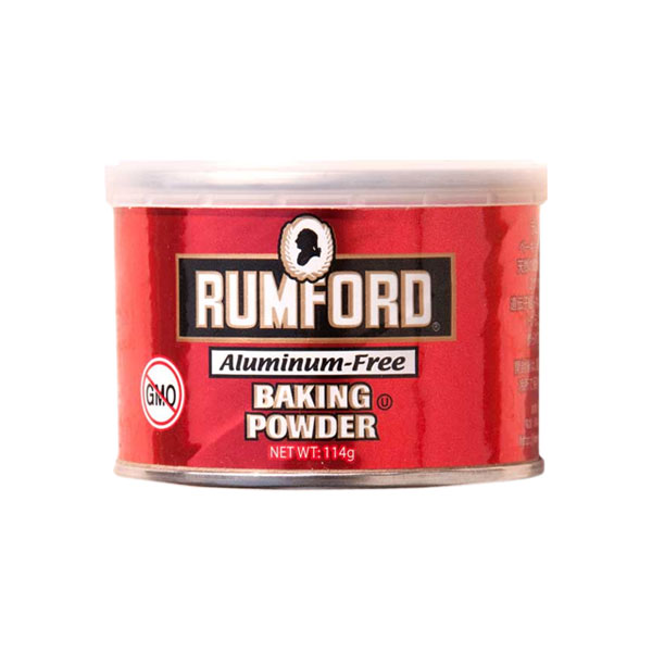 RUMFORD (ラムフォード) ベーキングパウダー 114g【アルミニウムフリー】