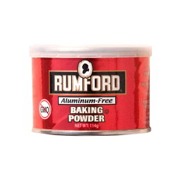 RUMFORD (羅姆福德) 發酵粉 114 g