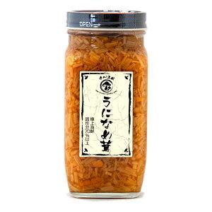 うになめ茸(大瓶 400g)【北海道 きのこ 王国】【お土産】【ご飯の友】【海鮮 なめたけ 瓶詰】