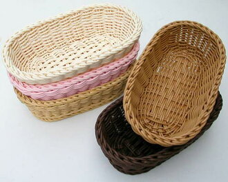 时尚储物篮! 由萨林德国 (沙林) 耐水洗椭圆形篮制造