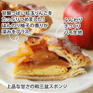 紅玉りんごと和三盆のおばけアップルパイ【おのし・包装・ラッピング不可】【送料込】【おばけ】【スイーツ】