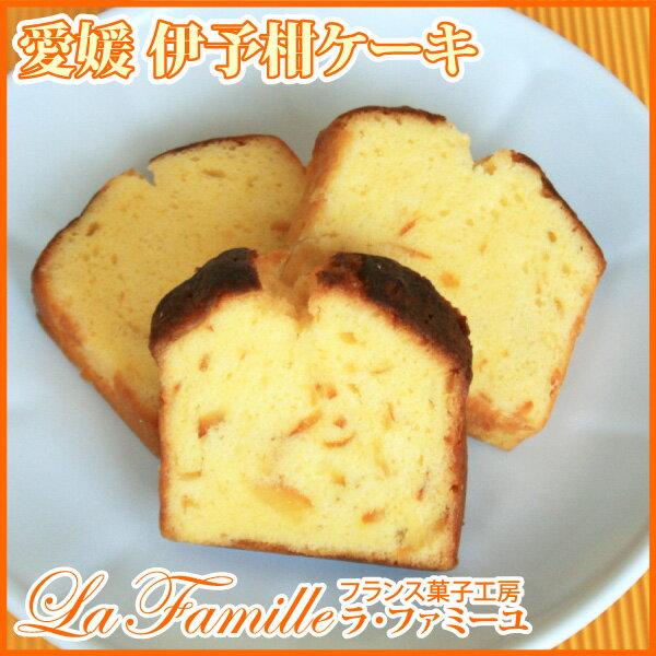 伊予柑ケーキ【伊予柑】【パウンドケーキ】【愛媛】