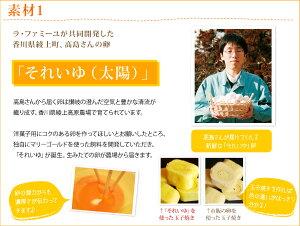 【8個入】黒豆入り和三盆マドレーヌ向日葵