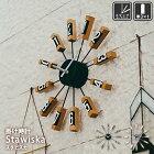 壁掛け時計Stawiska[スタビスカ]CL-2954