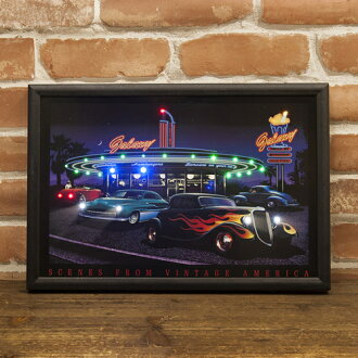 Garage Gadgets lavieen | rakuten global market: american led neon picture