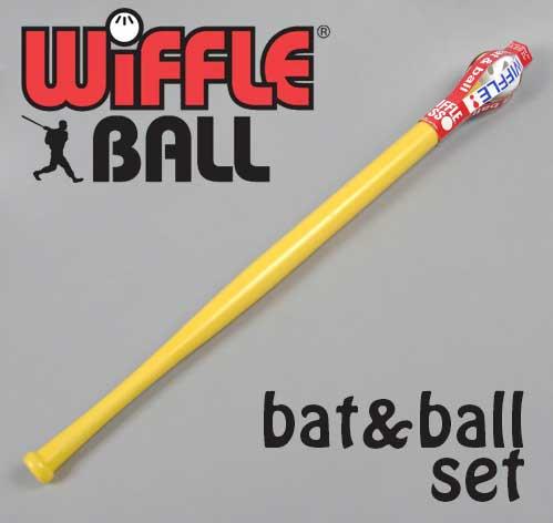 ウィッフルボール&バットセット WIFFLE Bat and Ball Combo アウトドア 野球 スポーツ アメリカン雑貨 アメリカ雑貨 ウィッフルボール