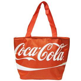 コカコーラ(Coca Cola) 保冷バッグ(トートバッグ) クーラーバッグ ランチバック アウトドア 運動会 お弁当 バーベキュー アメリカ雑貨 保冷 西海岸風 インテリア アメリカン雑貨