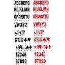 エレクトリック・サインボード専用フォントセット 398枚(アルファベット、数字、記号) サイン看板 サインランプ メニューボード バー アメリカン雑貨 アメリカ...