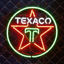 Neonsign texaco 00
