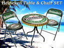 Table heineken set 00