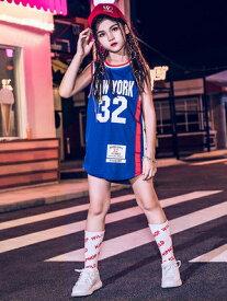 ダンス衣装 ダンス 衣装 ヒップホップ 子供服 ヒップホップ キッズダンス衣装 キッズ ダンスウェア 韓国子供服 シャツ ストリート オーバー カジュアル 運動用 キッズ トレーナー 演出 キッズ 個性的ランニング シャツ チョッキ バスケットボール
