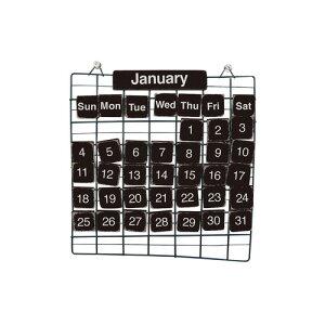 PRIMITIVE 万年カレンダー【在庫限り】【インテリア】【便利】【モノトーン】【カレンダー】【プレゼント】【アウトレット】【SPICE】