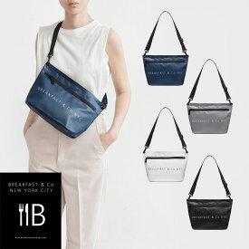 【クーポンで¥3,800★4日間限定】BREAKFAST & Co NYC DRY shoulder bag ドライショルダーバッグ メッセンジャーバッグ
