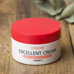 薬用 ベ・マン エクセレントクリーム 医薬部外品 尿素 クリーム ヒアルロン酸 馬油 馬油クリーム バーユ ハンドクリーム 尿素クリーム 保湿クリーム あかぎれ ひび割れ かかと 保湿 スキン