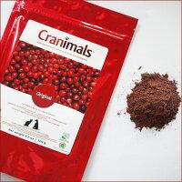 クラニマルズ(オリジナル)愛犬用オーガニッククランベリーサプリメント