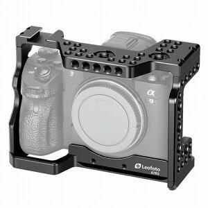 Leofoto (レオフォト) A7R3/A9/A7M3 カメラケージ(SONY α7R III/α9/α7 III専用)