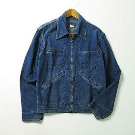 70's オシュコシュ OSHKOSH B'GOSH ヴィンテージ デニムジャケット メンズ 38 REG 【中古】