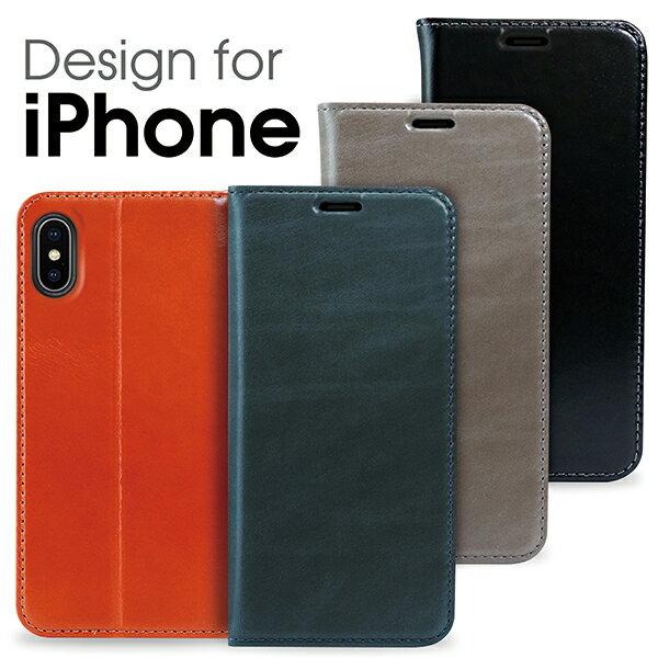 LOOF Simplle iPhoneX iPhone8 本革 手帳型ケース ケース 手帳型 iPhone7 iPhone6 iPhone6s iPhone5 iPhoneSE iPhone 7Plus iPhone SE 8Plus 財布型 カバー ブック型 マグネットなし 磁石なし ベルトなし カード収納 iPhoneケース アイフォンカバー 手帳型カバー