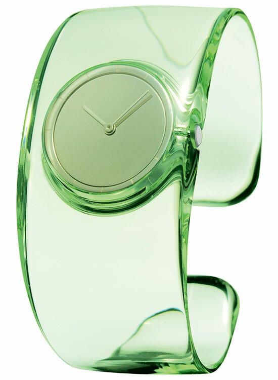 ISSEY MIYAKE イッセイミヤケ 腕時計 YOSHIOKA TOKUJIN 吉岡徳仁 O オー ライトグリーン NY0W001 安心の正規品 代引手数料無料 送料無料 あす楽 即納可能