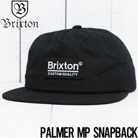 BRIXTON ブリクストン PALMER MP SNAPBACK CAP スナップバックキャップ 00979