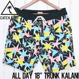 CATCH SURF キャッチサーフ ALL DAY 18 TRUNK KALANI EDITION BOARD SHORT ボードショーツ A20TRK005