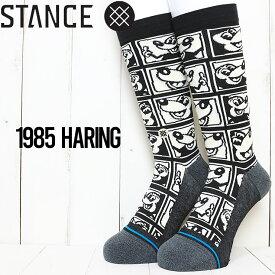【送料無料】 STANCE スタンス 1985 HARING SOCKS ソックス 靴下 M545D29HAR