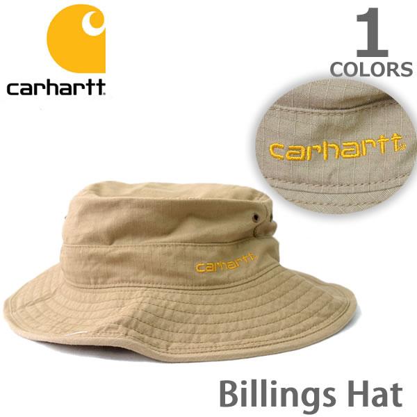 カーハート/carhartt 101199 Billings Hat ビリングハット ジャングルハット 帽子 ハット メンズ カジュアル メンズ レディース Dark Khaki【あす楽】