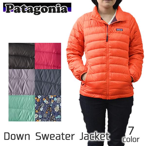 パタゴニア/patagonia ガールズ・ダウン・セーター レディース Girls' Down Sweater Jacket 68233 レギュラーフィット 防寒 キャンプ 2018モデル 【あす楽】【送料無料】