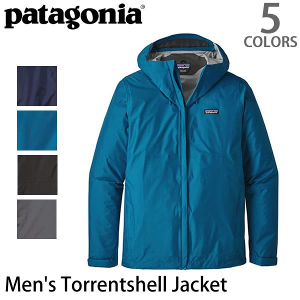 パタゴニア/patagonia/メンズ・トレントシェル・ジャケット Men's Torrentshell Jacket 83802 メンズ アウター トレントシェル ジャケット レギュラーフィット 防寒 雨具 レインコート 登山 フード/あす楽/送料無料