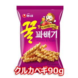 クルカベギ 90g 韓国 食品 料理 食材 お土産 お菓子 おやつ おつまみ スナック デザート