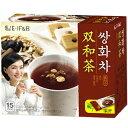 【送料無料】ダムト 双和茶 15包 3箱 サンファ茶 韓国 食品 食材 料理 健康茶 韓国お土産 伝統茶 お土産 お中元