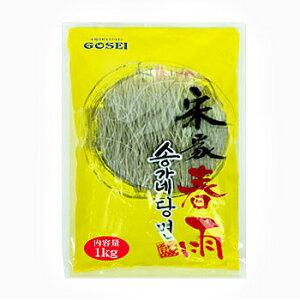 業務用 宋家 春雨 3kg 韓国 食品 料理 食材 ジャプチェ ジャプチェ ジャプチェ用麺 はるさめ おかず おつまみ