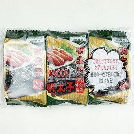 HACCP 認定 明太子 味付 のり 8切8枚 72袋 韓国 食品 食材 料理 おかず 海苔 お弁当用 のり 味付海苔 ふりかけ おつまみ ご飯のお供