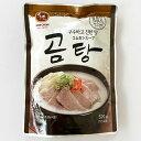 ハウチョン ゴムタン スープ 570g 約2食分 韓国 食品 食材 料理 レトルト 非常食 保存食 ほっとひと息 田舎味