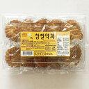 HACCP 韓国産もち米 薬菓 ヤッカ 10個 350g 韓国 伝統 菓子 もち薬菓 韓国 お菓子 食品 揚げもち