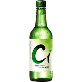 大鮮酒造 C1 焼酎 360ml 19% 韓国 ドラマ 定番 食品 食材 料理 お酒 業務用 焼酎 甲類 リキュール ソジュ