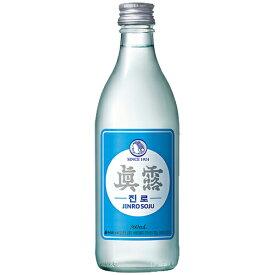 眞露 is back 360ml 16.9% イズ バック 韓国 ドラマ 定番 食品 食材 料理 お酒 業務用 焼酎 甲類 リキュール ソジュ