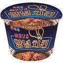 農心 ヤンニョム チキン カップ ラーメン 122g 1個 チキンラーメン カップ麺 インスタントラーメン 韓国 防災用 非常食 話題商品